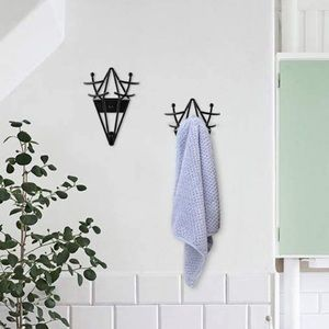 Wall Mounted Industrial Coat Hooks